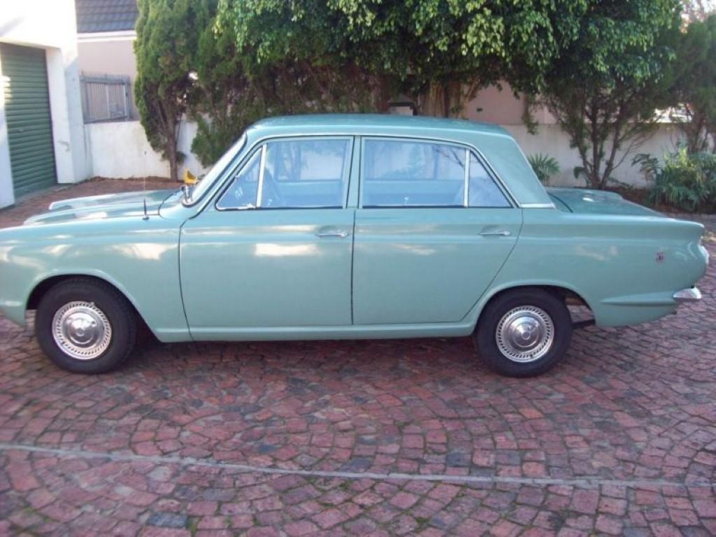 MK1 Cortina GT 1964
