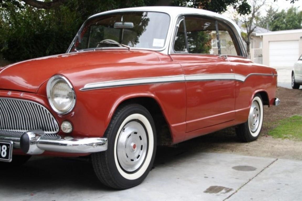 Simca Aronde Coupe