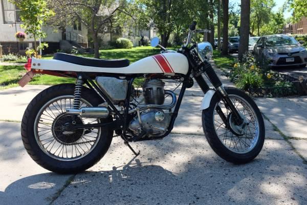 1967 BSA 441